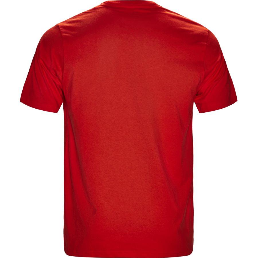 STOCKDALE - Stockdale  - T-shirts - Regular - ORANGE - 2