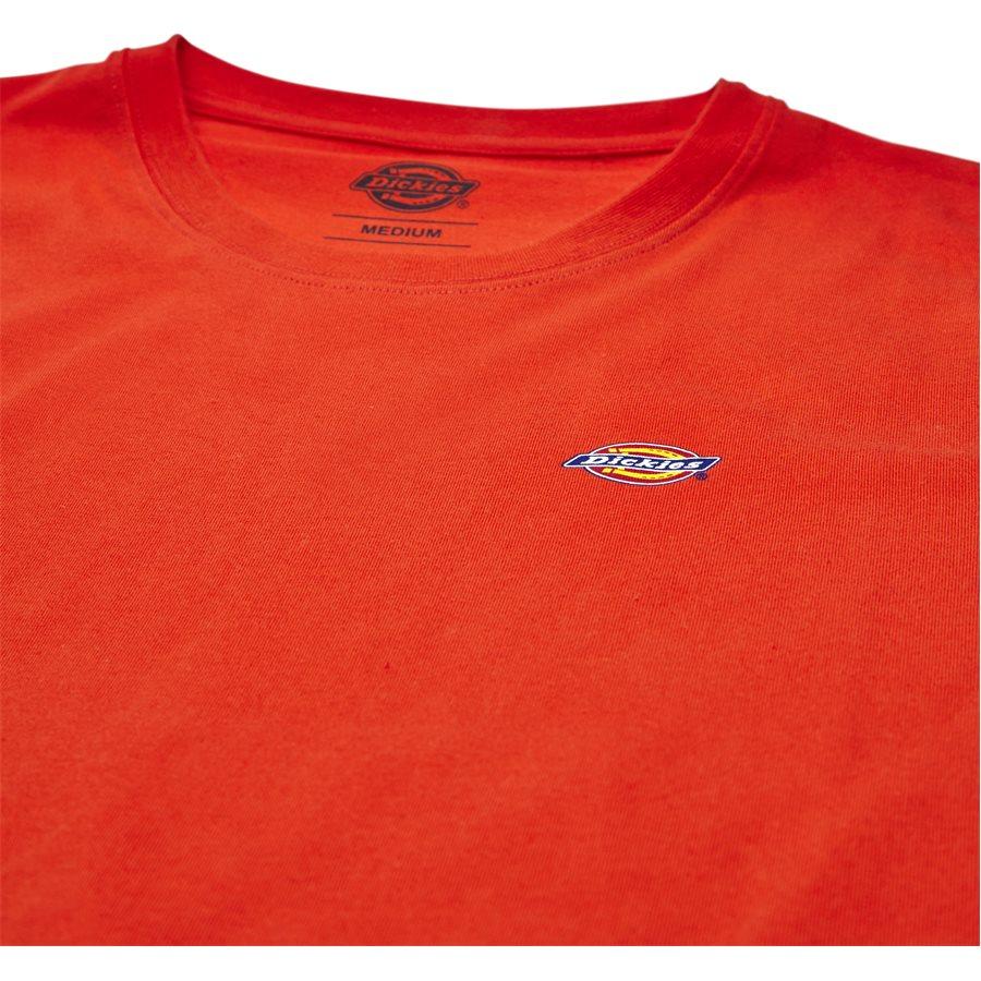 STOCKDALE - Stockdale  - T-shirts - Regular - ORANGE - 3