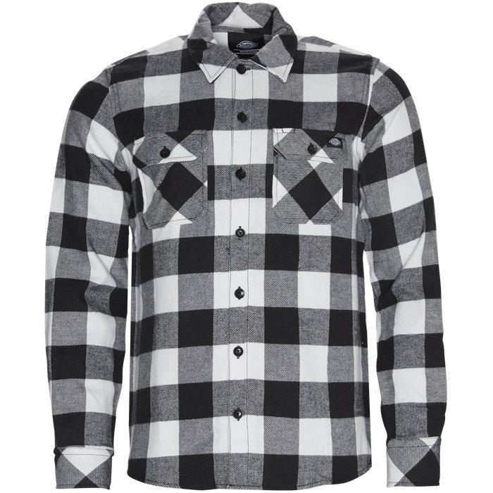 Shirts - Regular - White