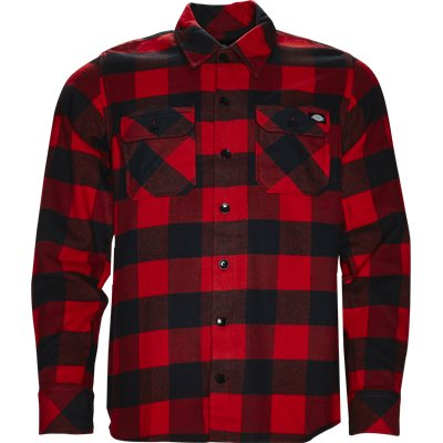 Regular | Shirts | Red