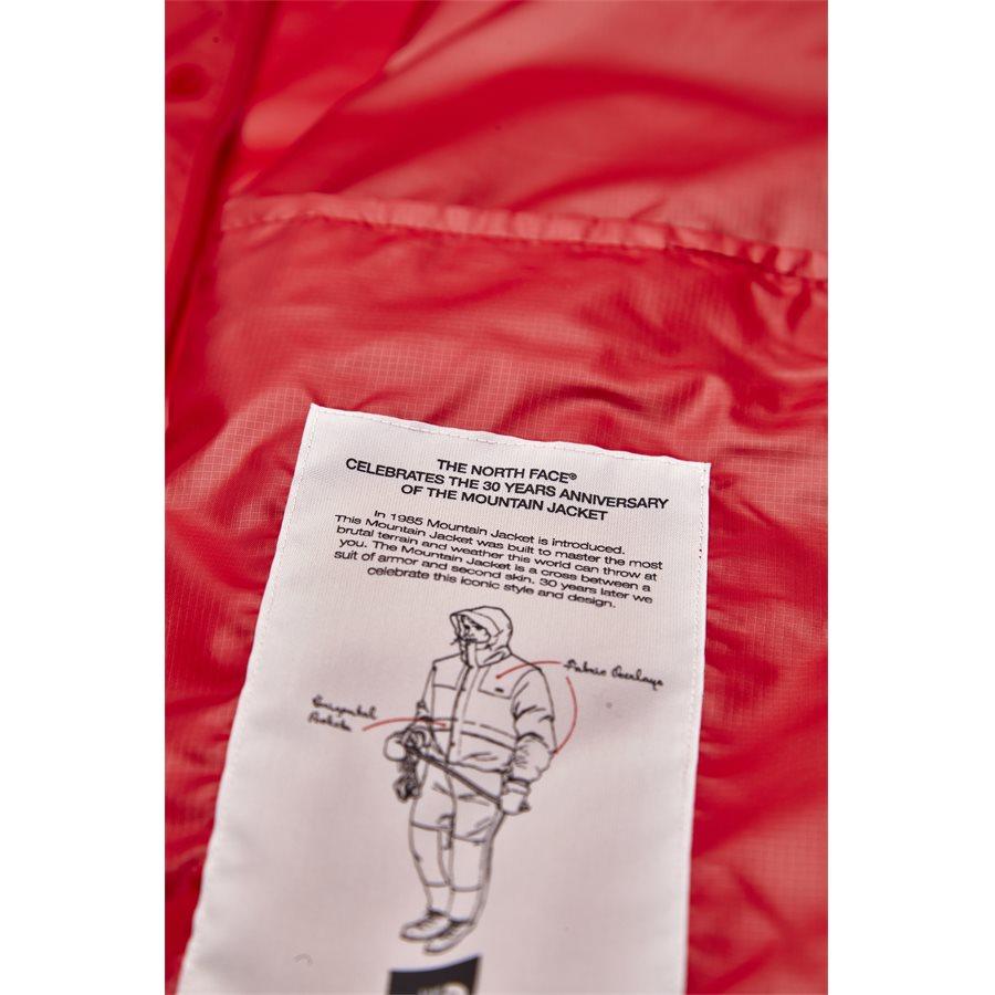 1985 MOUNTAIN JACKET.. - 1985 Mountain Jacket - Jakker - Regular - RØD - 7