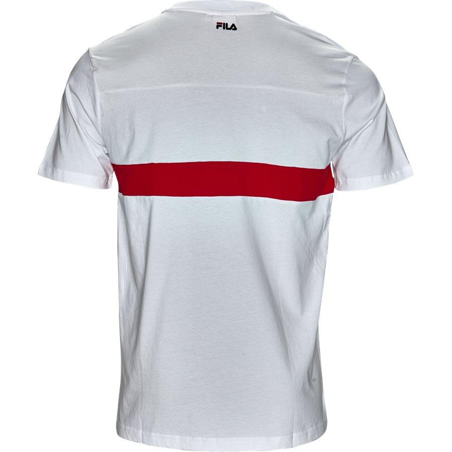 AARON TEE SS 682181 - Aaron Tee - T-shirts - Regular - HVID - 2