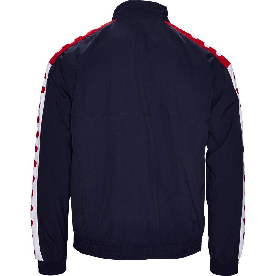 DEVIN WOVEN JACKET 682165 - Devin Woven Jacket - Sweatshirts - Regular - NAVY - 2