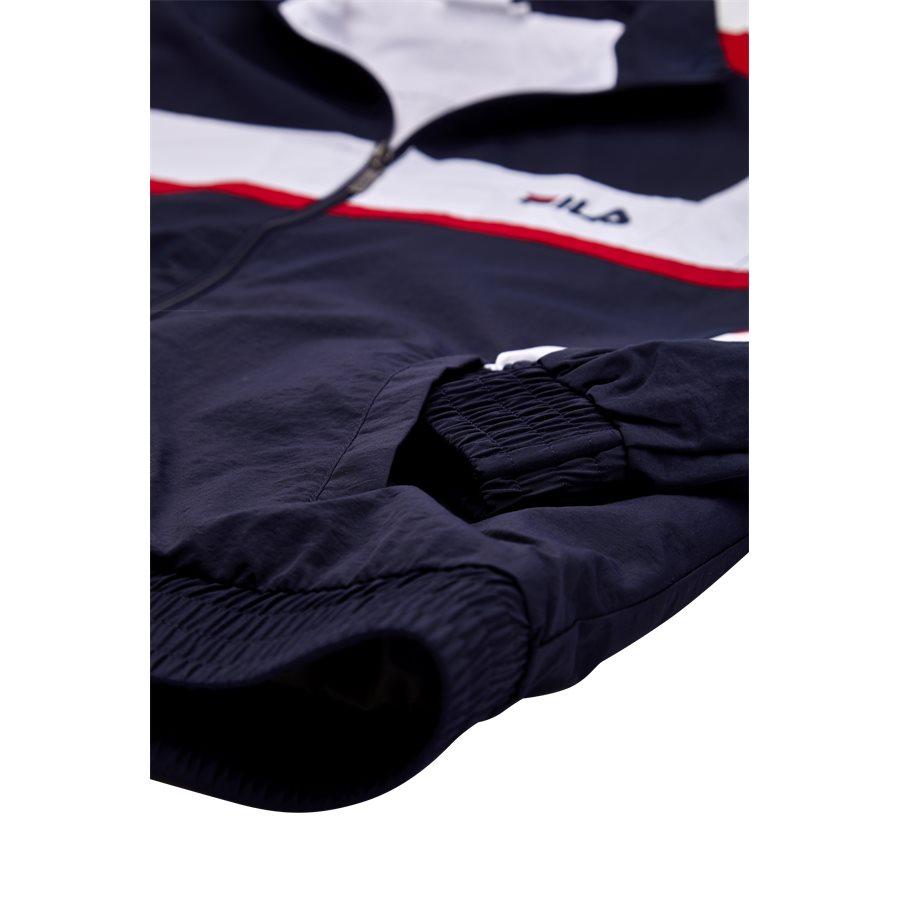 DEVIN WOVEN JACKET 682165 - Devin Woven Jacket - Sweatshirts - Regular - NAVY - 4