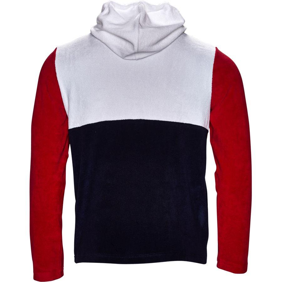 LUX TERRY HOODIE 684316 - Lux Terry Hoodie - Sweatshirts - Regular - HVID - 2