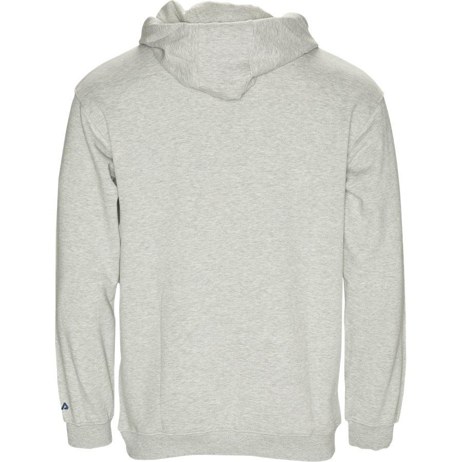 CLASSIC LONG HOOD 681462 - Classic Long Hood - Sweatshirts - Regular - GRÅ - 2