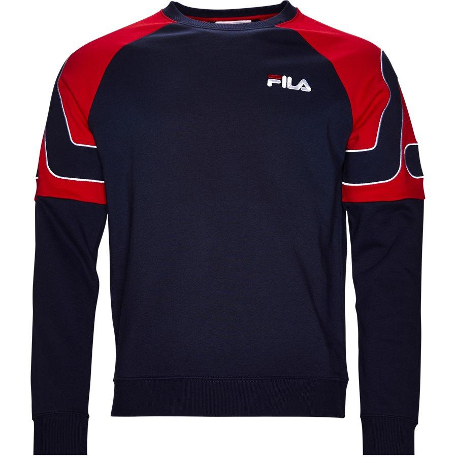 ARIA ARCHIVE RAGLAN 684338 - Aria Archive Raglan - Sweatshirts - Regular - NAVY - 1