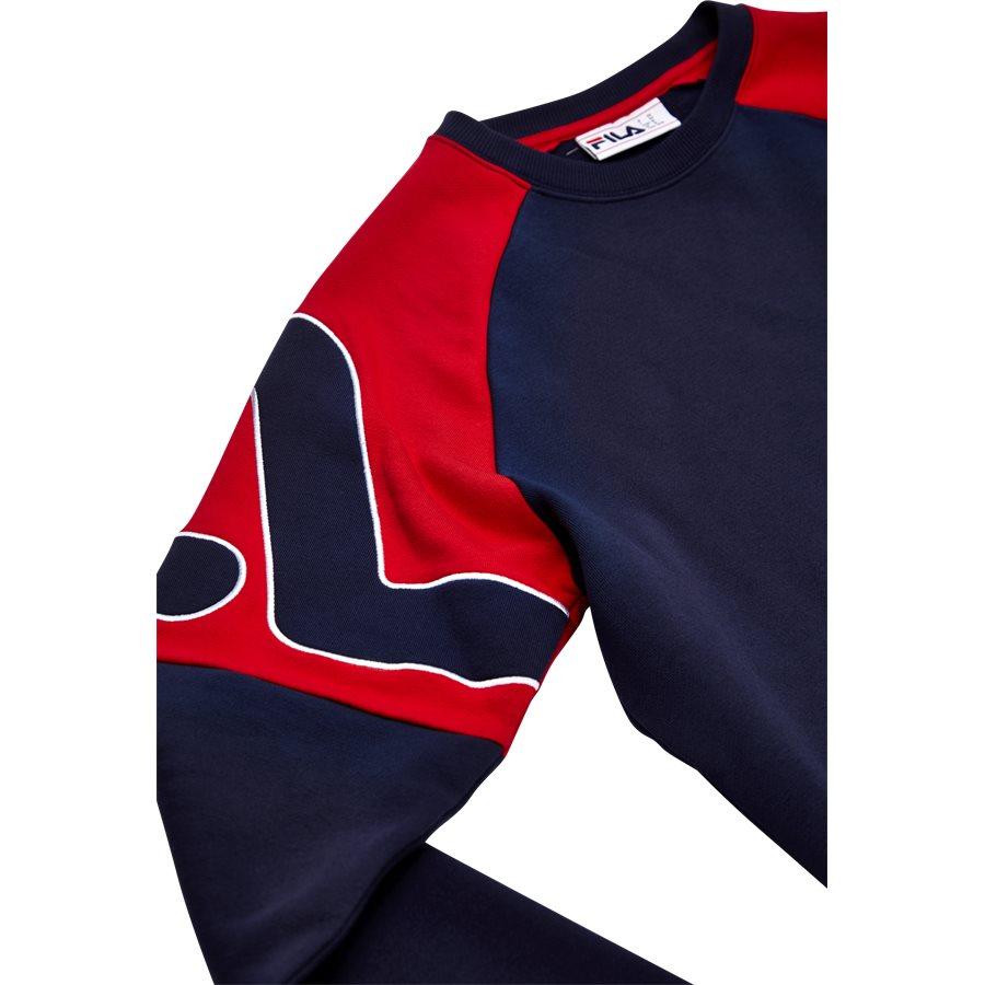 ARIA ARCHIVE RAGLAN 684338 - Aria Archive Raglan - Sweatshirts - Regular - NAVY - 4