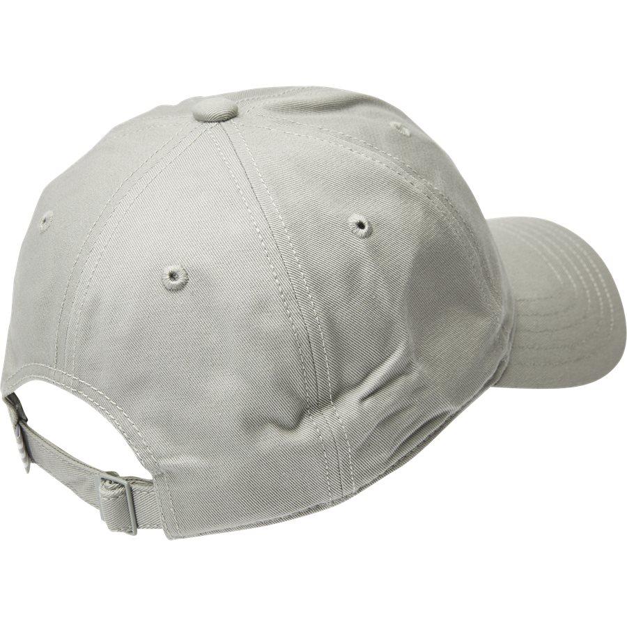 TREFOIL CAP BK7282 - Trefoil Cap - Caps - GRÅ - 2