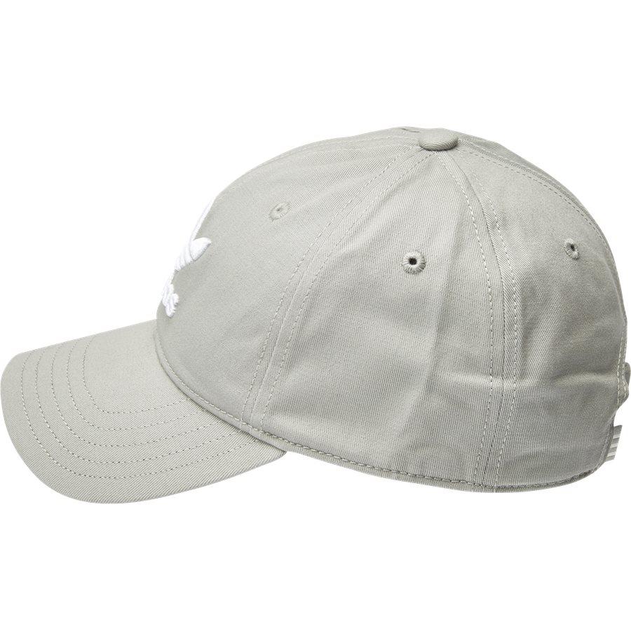 TREFOIL CAP BK7282 - Trefoil Cap - Caps - GRÅ - 3