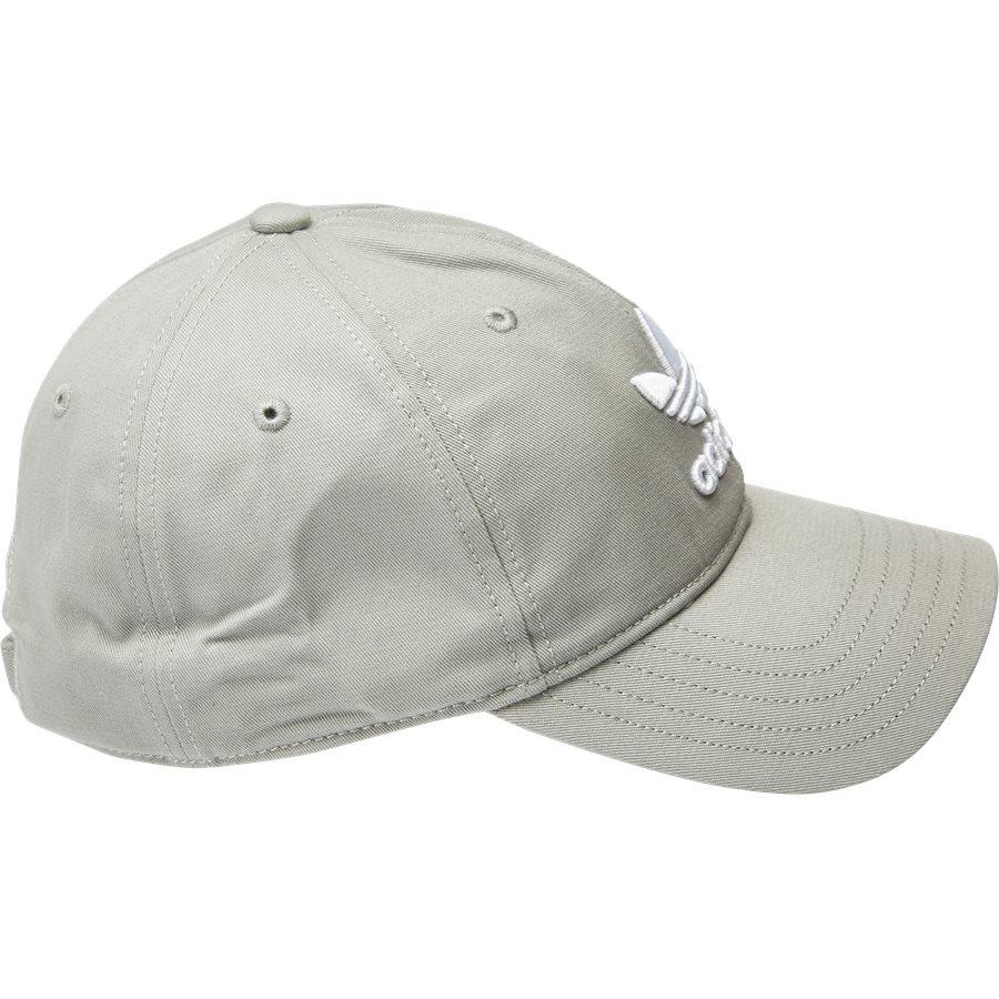 TREFOIL CAP BK7282 - Trefoil Cap - Caps - GRÅ - 4