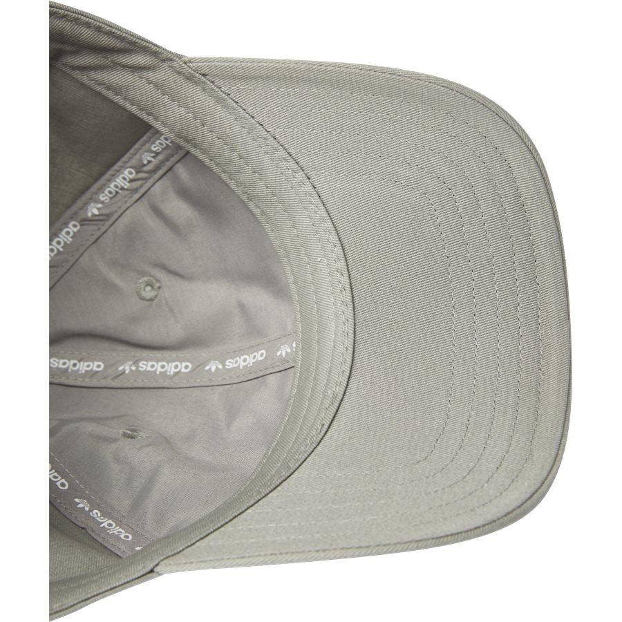 TREFOIL CAP BK7282 - Trefoil Cap - Caps - GRÅ - 6