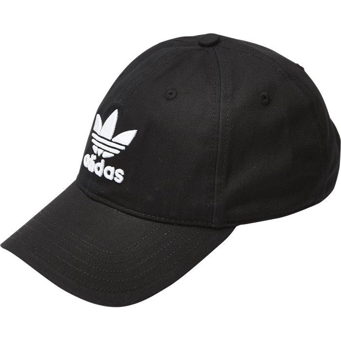 Trefoil Cap - Caps - Sort