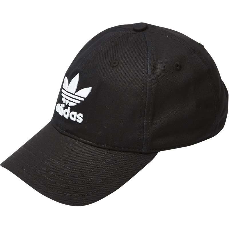 Adidas Originals Trefoil Cap Bk7277 Caps Sort