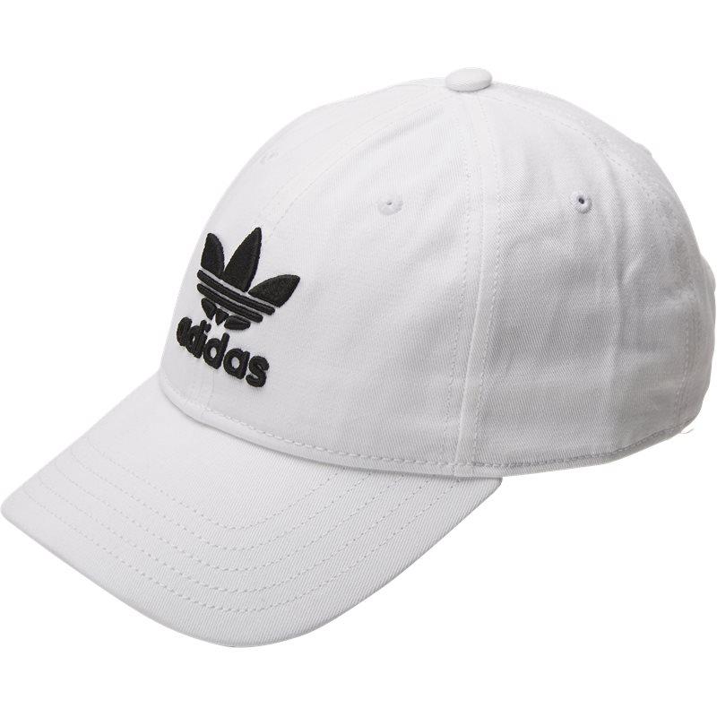 Adidas Originals Trefoil Cap Hvid