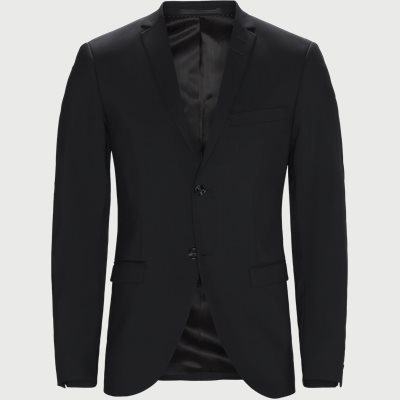 Jil Blazer Slim fit | Jil Blazer | Sort