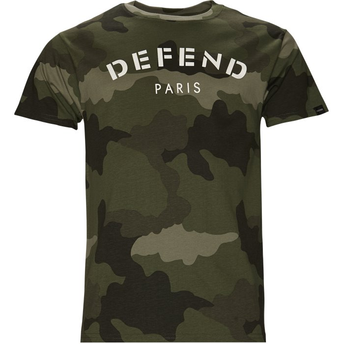 T-shirts - Regular - Armé