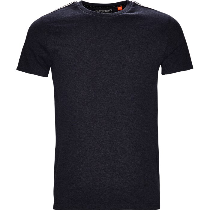 M10003XQDX - T-shirts - Regular - Blå