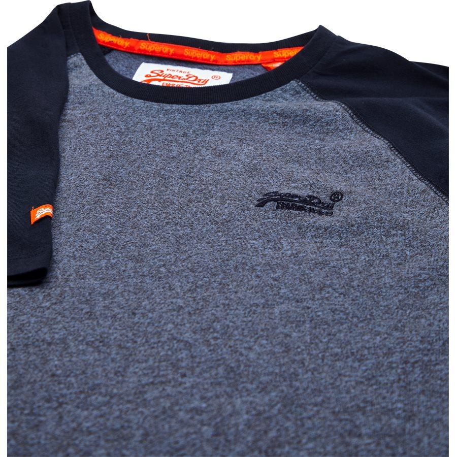 M1000.. - M1000 - T-shirts - Regular - BLÅ/NAVY - 3