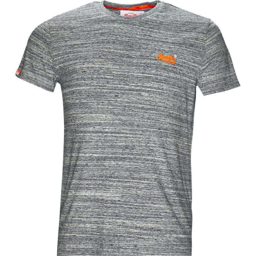 M1000.. - M1000 - T-shirts - Regular - GRÅ - 1