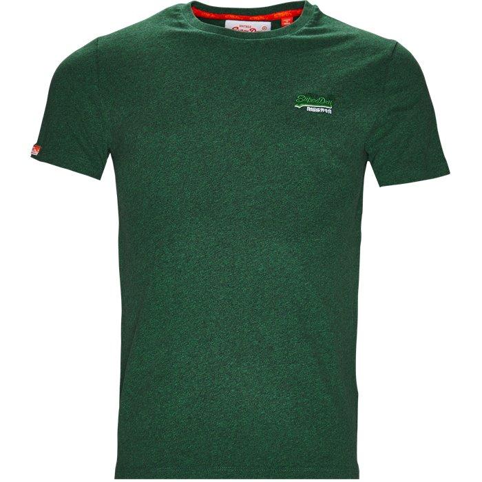 M1000 - T-shirts - Regular - Grøn