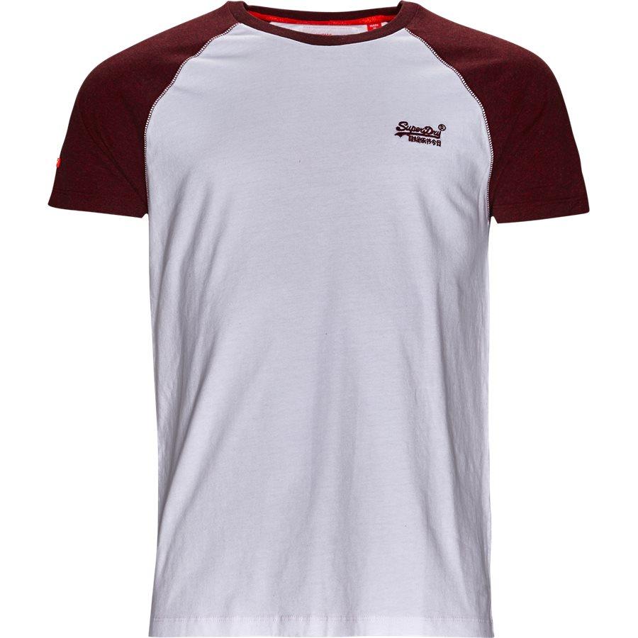 M1000.. - M1000 - T-shirts - Regular - HVID/BDX - 1