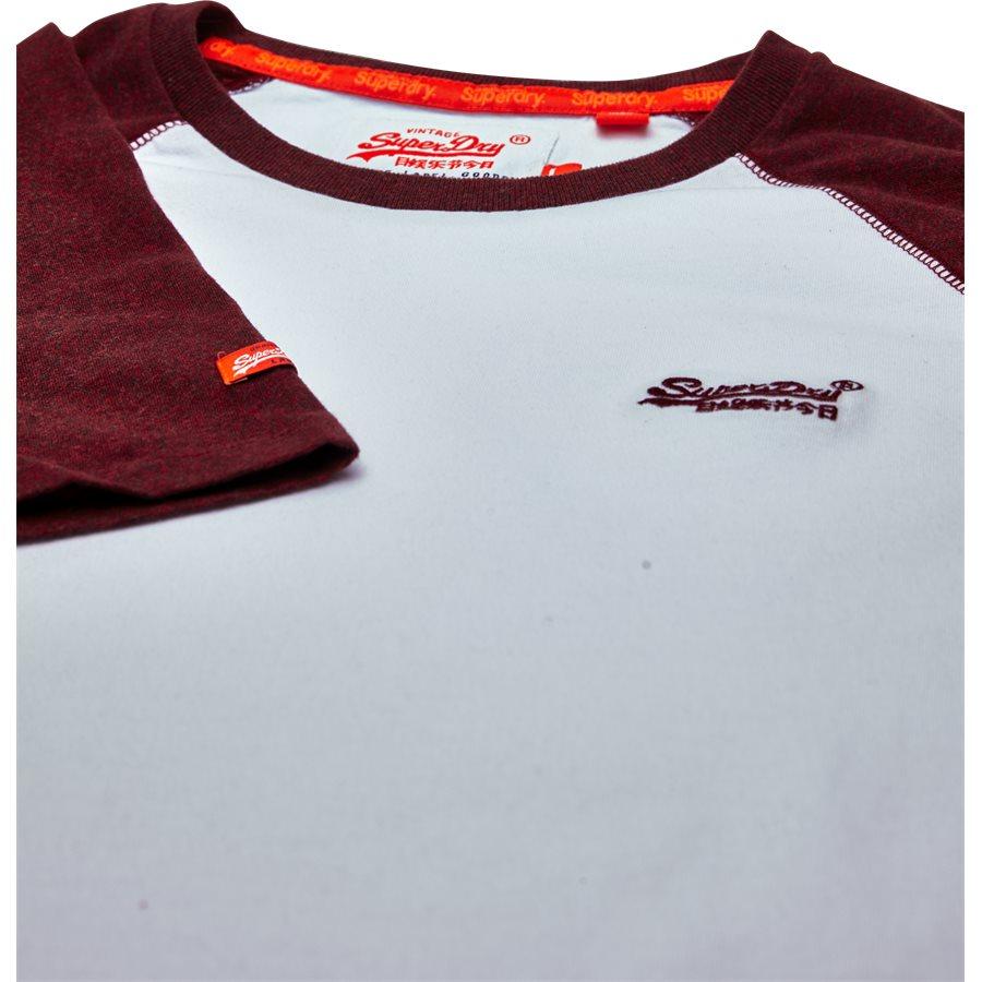 M1000.. - M1000 - T-shirts - Regular - HVID/BDX - 3