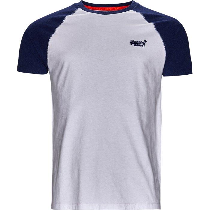 M1000 - T-shirts - Regular - Blå