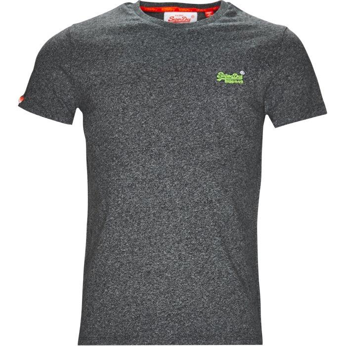 M1000 - T-shirts - Regular - Grå
