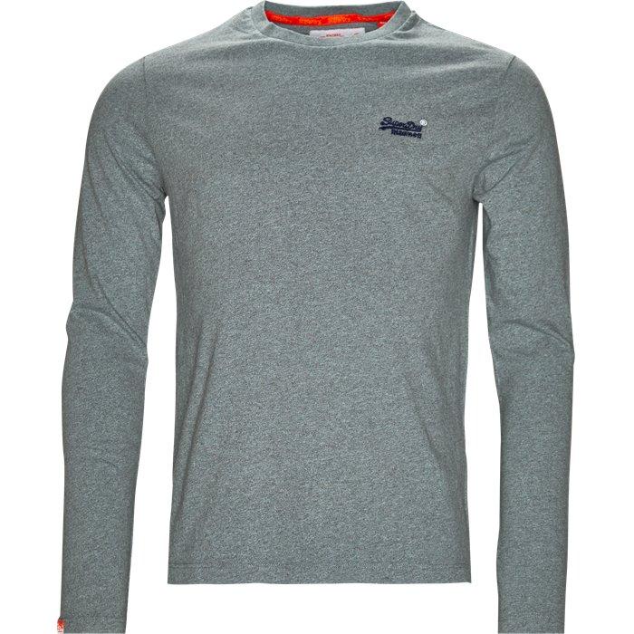 M600 - T-shirts - Regular - Grå