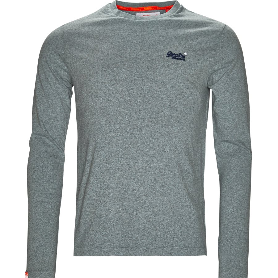 M600 - M600 - T-shirts - Regular - GRÅ - 1