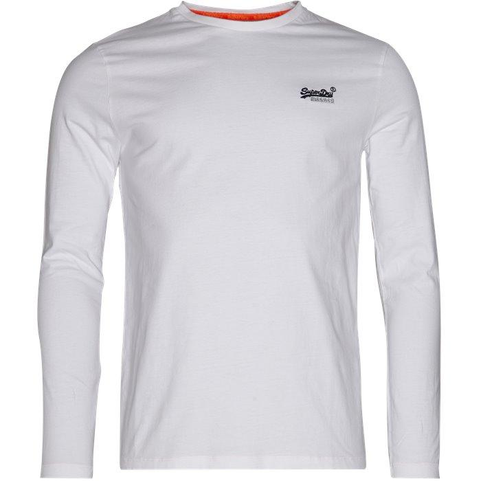 M600 - T-shirts - Regular - Hvid
