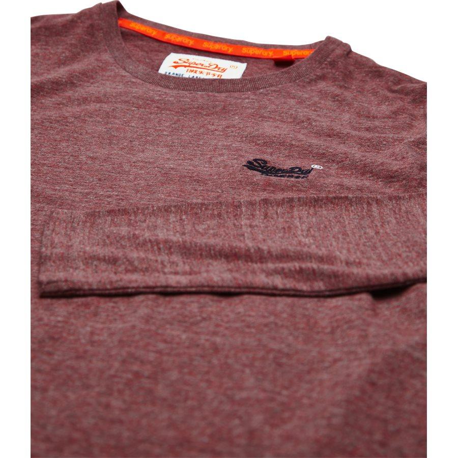 M600 - M600 - T-shirts - Regular - RØD - 3