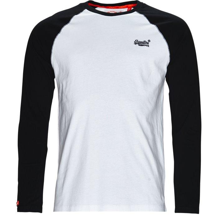 M600 - T-shirts - Regular - Sort