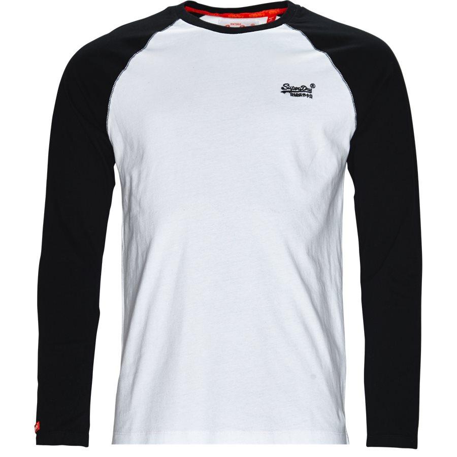 M600 - M600 - T-shirts - Regular - SORT/HVID - 1