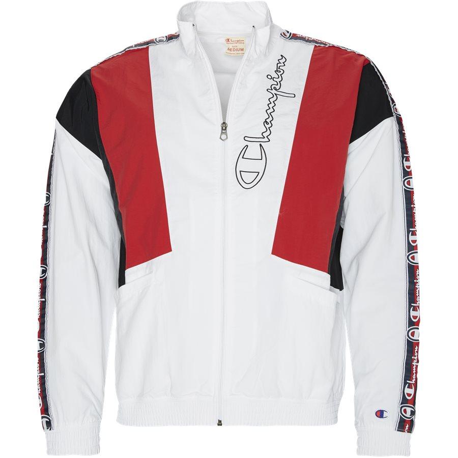 211988A TRACK TOP - Track Top - Sweatshirts - Regular - HVID - 1