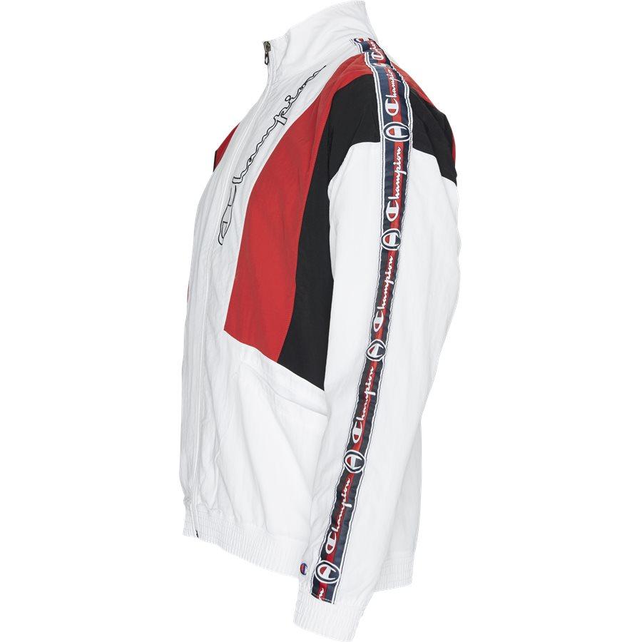 211988A TRACK TOP - Track Top - Sweatshirts - Regular - HVID - 3