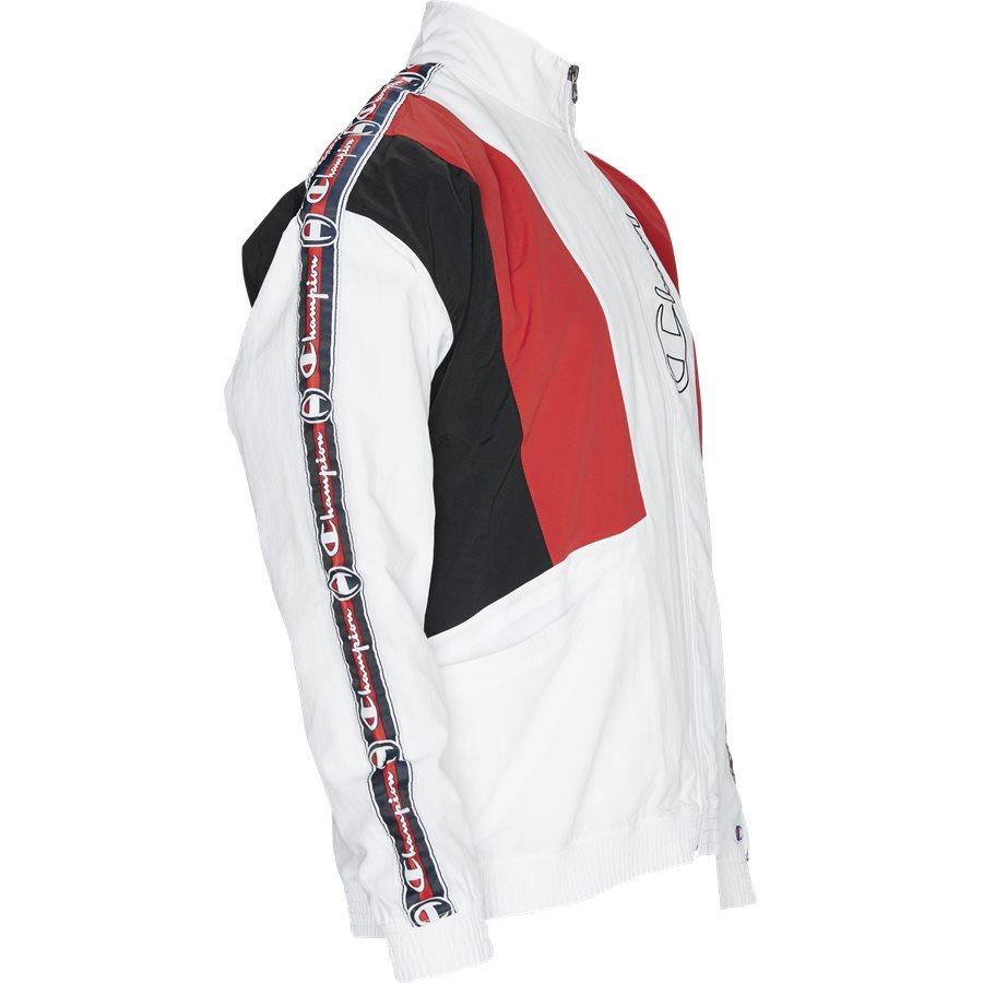 211988A TRACK TOP - Track Top - Sweatshirts - Regular - HVID - 4