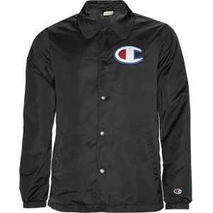 Coaches Jacket Regular | Coaches Jacket | Sort