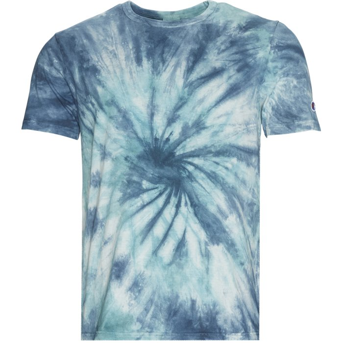 211658 - T-shirts - Regular - Blå