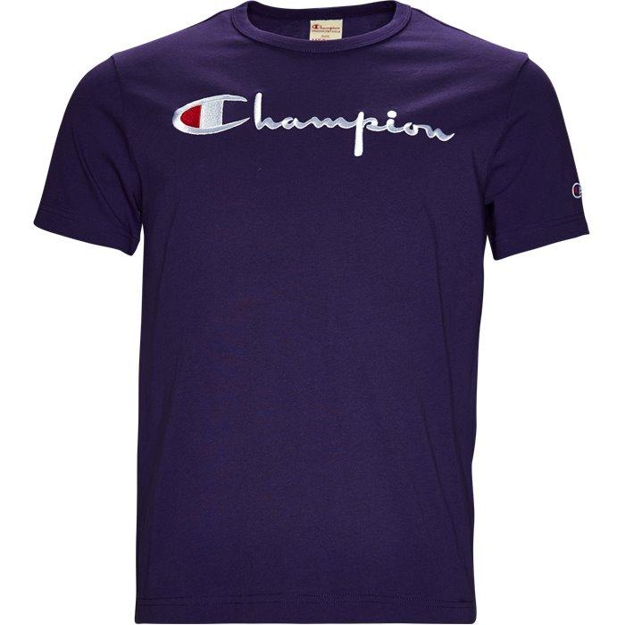 210972 - T-shirts - Regular - Lilla