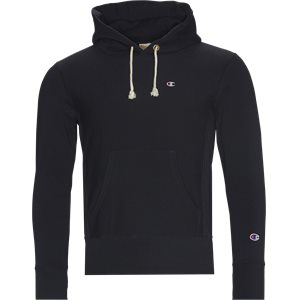 Hooded Sweatshirt Regular | Hooded Sweatshirt | Blå