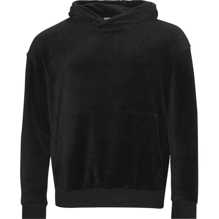 Velo - Sweatshirts - Regular - Sort