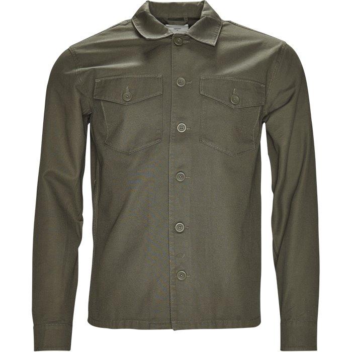 Trolle - Skjorter - Regular - Grøn