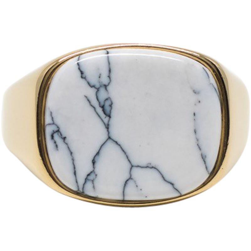 Billede af A.kjærbede Himsel White Marble Accessories Guld