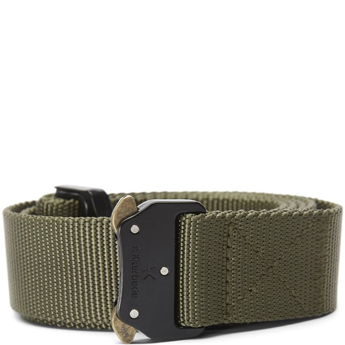 Belts - Green