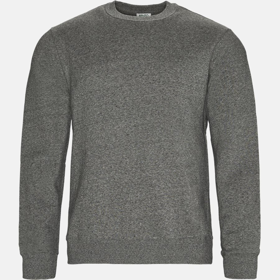 5SW132 - Sweatshirt - Sweatshirts - Regular fit - GRÅ - 1