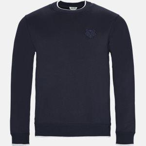 Sweatshirt Regular slim fit | Sweatshirt | Blå