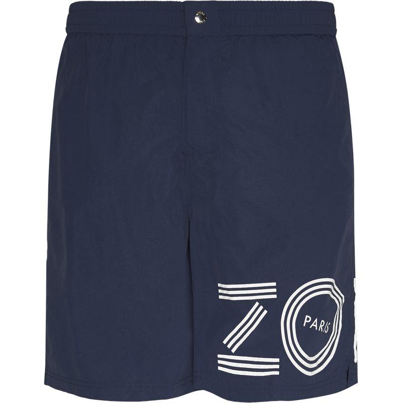 Billede af Kenzo Regular fit 5BA208 Shorts Blå