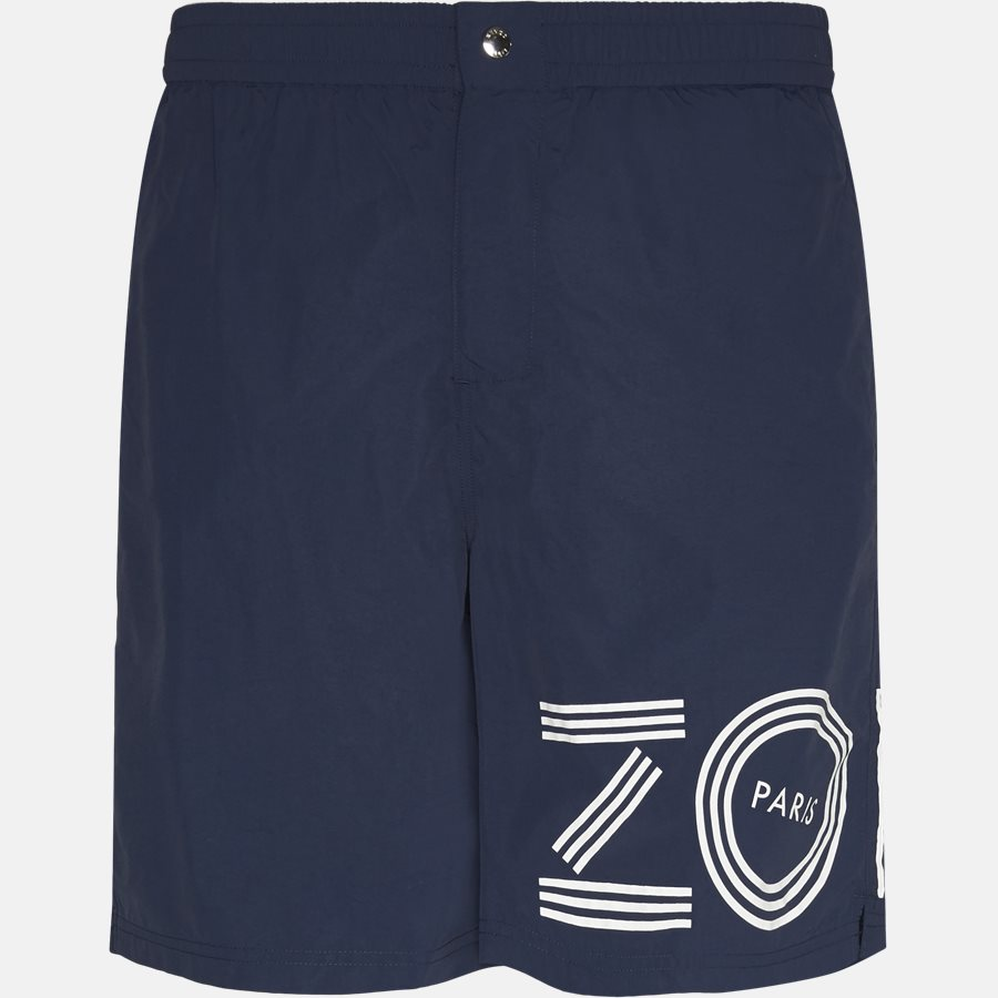5BA208 - Shorts - Regular fit - BLÅ - 1